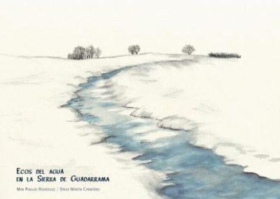 """Presentación del libro """"Ecos del agua en la Sierra de Guadarrama"""" en la Casa de la Tierra"""