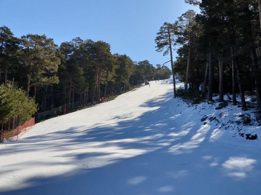 Apoyo de la Comunidad de la Ciudad y Tierra de Segovia a la continuidad de la estación de esquí del Puerto de Navacerrada